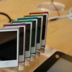 iPod έφτασε ήδη στην 7 γενιά